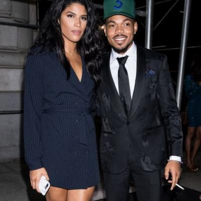 It's a Girl! Chance the Rapper and Kirsten Corley Are Expecting Baby No. 2