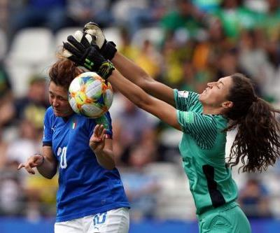 Girelli-inspired Italy into World Cup knockouts, Japan stay on course