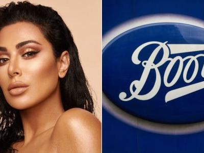 """Huda Beauty Is Coming to Boots as Part of the Store's Huge """"Beauty Reinvention"""""""