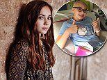 Child model fronted campaigns before her cancer diagnosis