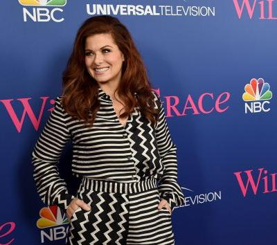 Debra Messing Tells the Story of How She First Got Cast on Will & Grace