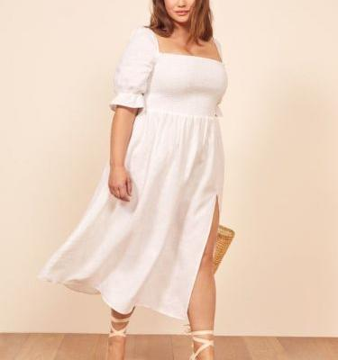 Reformation Just Launched a Permanent Plus-Size Collection-and It's Crazy-Good