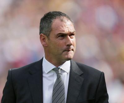 Britton fills in as Swansea coach after Clement fired