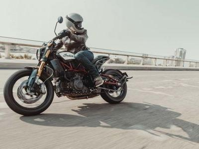2019 Indian FTR 1200 S First Look Review