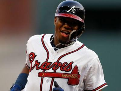 Braves outfielder Ronald Acuna Jr. becomes youngest player ever to homer in 5 straight games