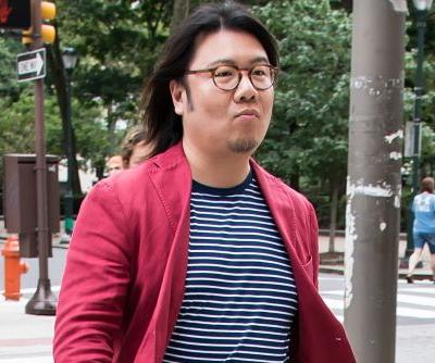 'Crazy Rich Asians' author Kevin Kwan wanted for draft dodging