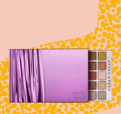 Your First Look At Urban Decay's Heavy Metals Palette