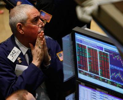 Stocks close lower amid Turkish currency crisis