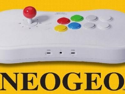 SNK details the new Neo Geo Arcade Stick Pro, comes loaded with 20 games