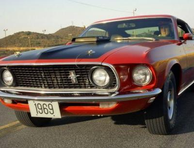 Ford Electric Vehicle Charging Up on Mustang Mach 1 Heritage, Due in 2020