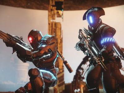 Destiny 2's first hotfix of 2018 allows non-Curse of Osiris owners access to Iron Banner, Faction Rally