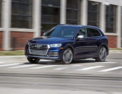 2018 Audi SQ5 Tested: The New Normal
