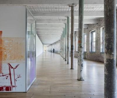 MASS MoCA Building 6 / Bruner/Cott & Associates