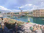 UK's first floating eco-village planned for disused Cardiff dock