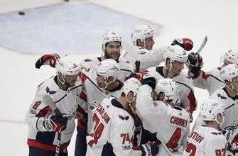 Alex Ovechkin scores in OT, Capitals beat Red Wings 4-3