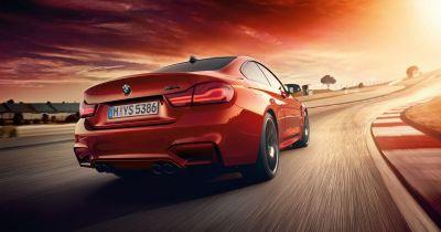 Say Hello To The Refreshed BMW M4 And 4-Series
