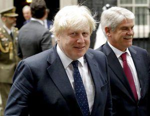 British foreign secretary in Japan for security, trade talks