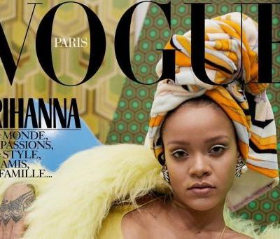 Rihanna Is Honored with 3 December 'Vogue' Paris Covers