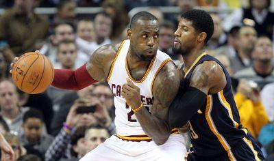 Cleveland Cavaliers Scribbles on Paul George, Jimmy Butler, Chauncey Billups - Terry Pluto