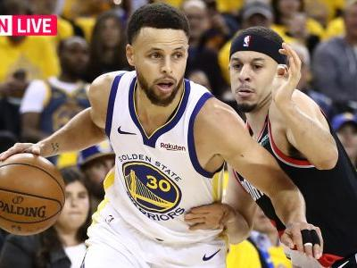 Trail Blazers vs. Warriors: Live score, Game 2 updates, highlights from Western Conference finals