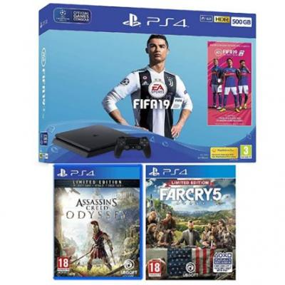 PS4 Black Friday deals 2018 - PS4 consoles, PS4 Pro, games, accessories, and more