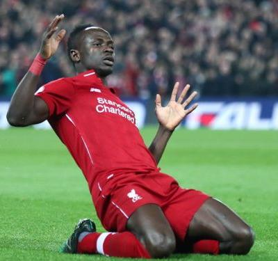 Sadio Mane audacious back-heel finish in contention for Premier League award