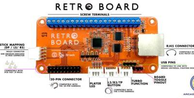 New cables are on the way from Arcade Shock to connect the Brook Retro Board to the Super Nintendo, GameCube, or TurboGrafx-16 consoles