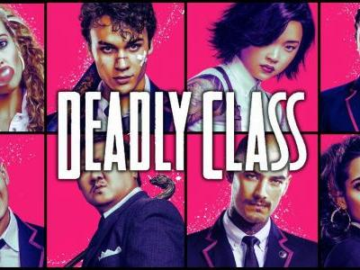 Deadly Class Cast & Character Guide