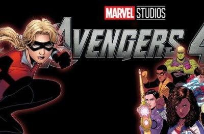 Avengers 4 Casts Older Cassie Lang, Hinting at The Young
