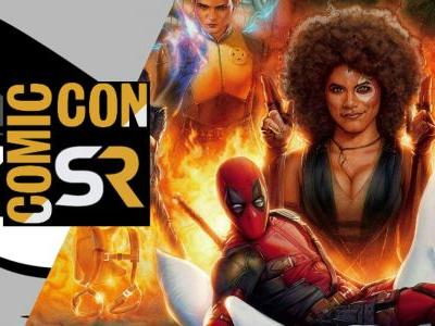 No One Saw The Best Joke Of The Deadpool 2 Comic-Con Panel