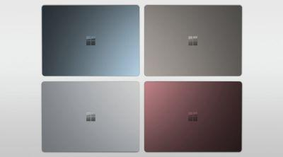 Microsoft: Surface Laptop's fabric finish is a luxury and should be cared for as such