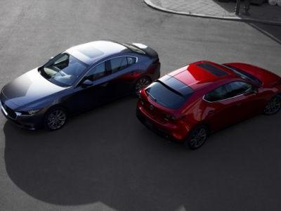 2019 Mazda3 hatchback and sedan raise style and tech stakes