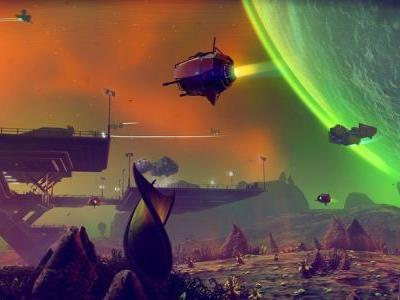 No Man's Sky 'Beyond' finally launches, adds VR and Vulcan support on PC