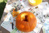 How to Easily Carve a Jack-o'-Lantern Without the Mess and Stress