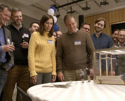 Shrink Down and See the Downsizing Trailer