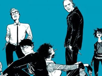 Deadly Class Comic Book TV Show's Full Cast Revealed