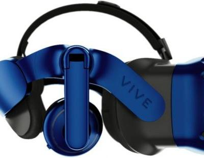 HTC Vive Pro HMD Pre-orders Start Today for $799; Vive Reduced to $499