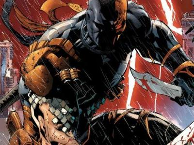 'Deathstroke' Movie Coming From 'The Raid' Director Gareth Evans