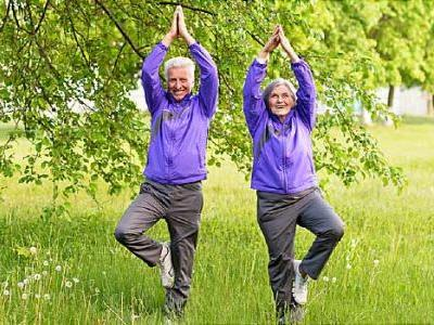 Even a Little Exercise Means a Lot for Life Span
