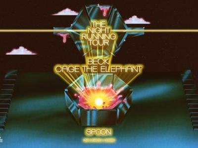 Cage the Elephant, Beck, and Spoon team up for North American tour