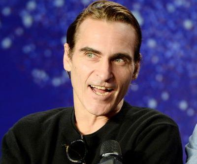 See the first photo of Joaquin Phoenix as the Joker