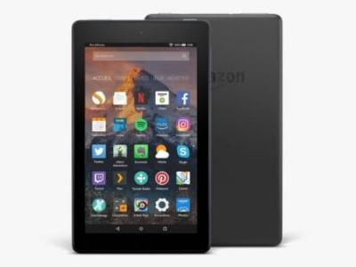 Prime Day 2018: la tablette Amazon Fire 7 à 44€ seulement