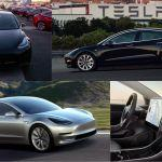 Electric Dreams: The Details behind Tesla's $36,000 Model 3 Electric Car