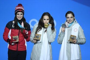The Video Of Kaetlyn Osmond's Free Skate Shows Why She Won A Medal