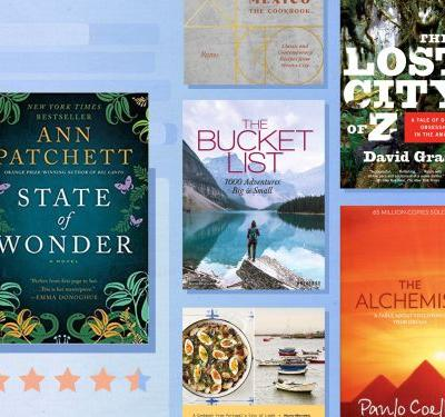 18 travel books to take a global voyage without ever leaving home, including coffee table books, fiction and nonfiction reads, cookbooks, and coloring books