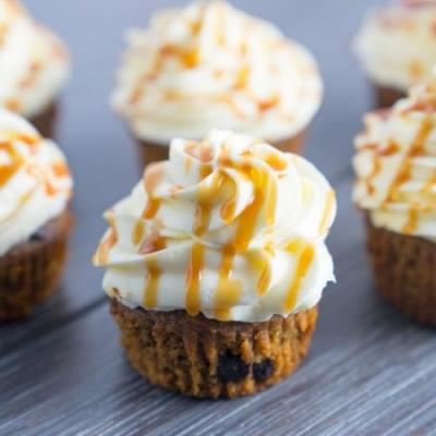 Cupcakes With an Autumn Twist