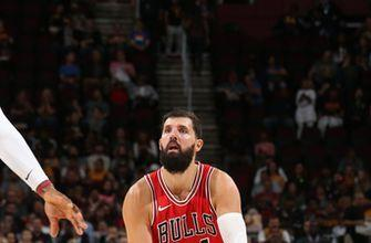 Bulls' Mirotic injured in fight with Portis at practice