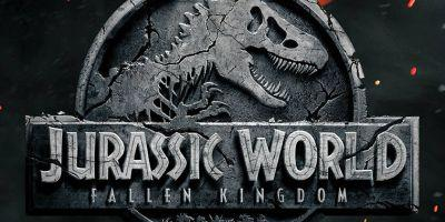 Jurassic World 2 Official Title & Poster Revealed