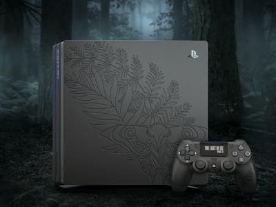 The Last of Us Part 2 - Limited Edition PS4 Pro Bundle Revealed
