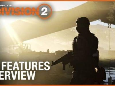 Tom Clancy's The Division 2 Gets PC Features Overview